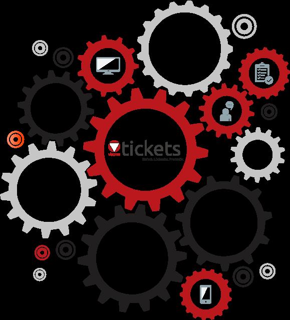 Schnittstellen von visoma tickets®
